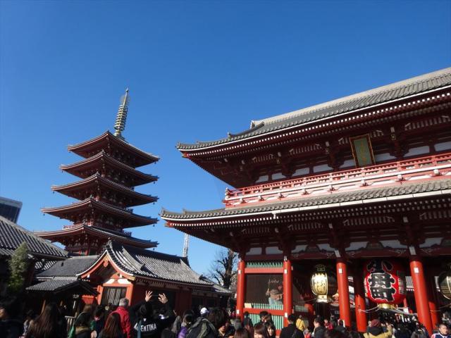 日帰り東京旅行の写真5