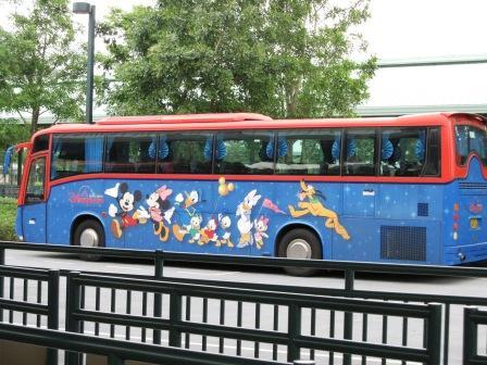 JALで香港ディズニーランドの写真3