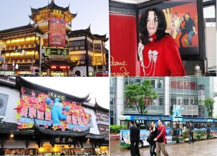 JALでGW上海万博&杭州の写真2