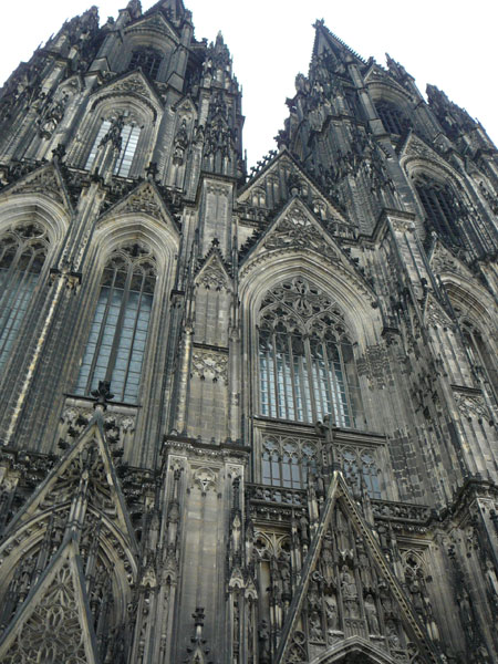 ドイツ・イギリス ビジネスクラスで一人旅の写真1