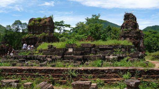 ベトナム縦断統一鉄道の旅の写真3