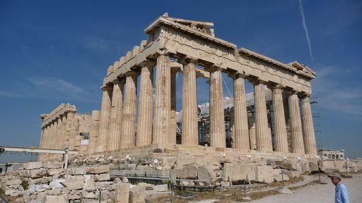 GWにアテネなど3都市観光ツアーの写真2