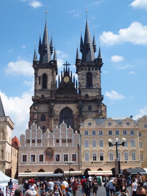 マイルで東欧世界遺産の旅写真1