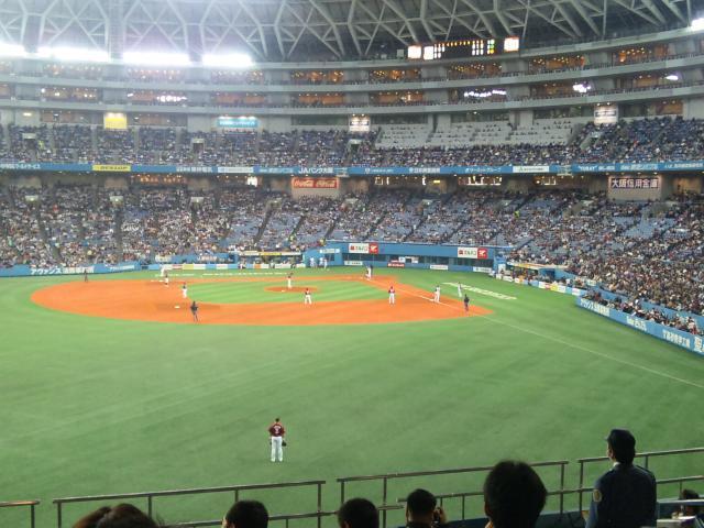 2010年開幕!オリックス3連戦の写真3