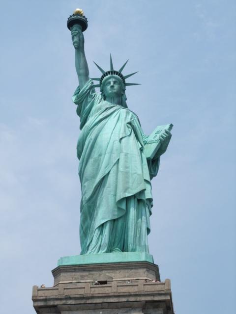 マイルでアップグレード、ニューヨーク旅の写真1