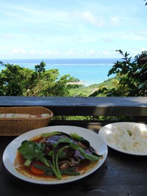 マイルを使って沖縄の友人を訪ねるの写真8