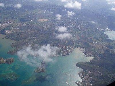 仏領カリブへ: JAL5万マイルの旅写真1
