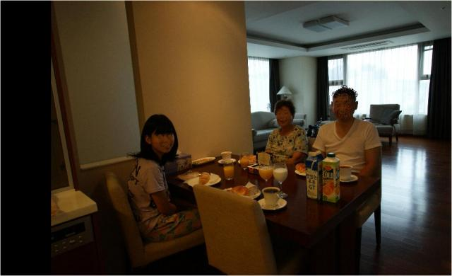 家族孝行。リーズナブルに楽しむ韓国写真4