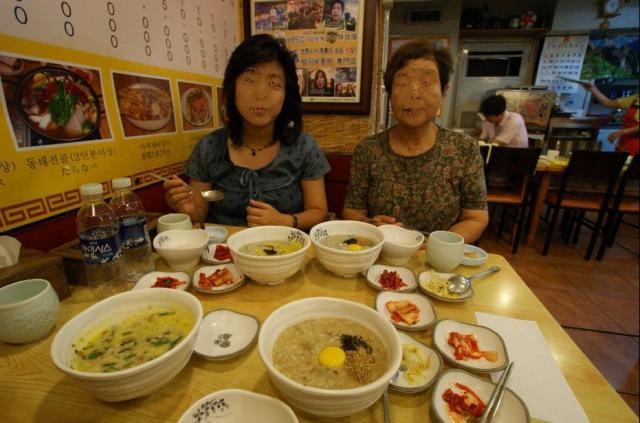 家族孝行。リーズナブルに楽しむ韓国写真6