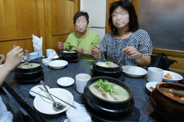家族孝行。リーズナブルに楽しむ韓国写真7