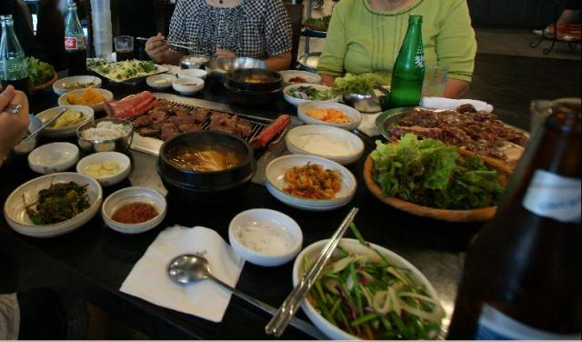 家族孝行。リーズナブルに楽しむ韓国写真8