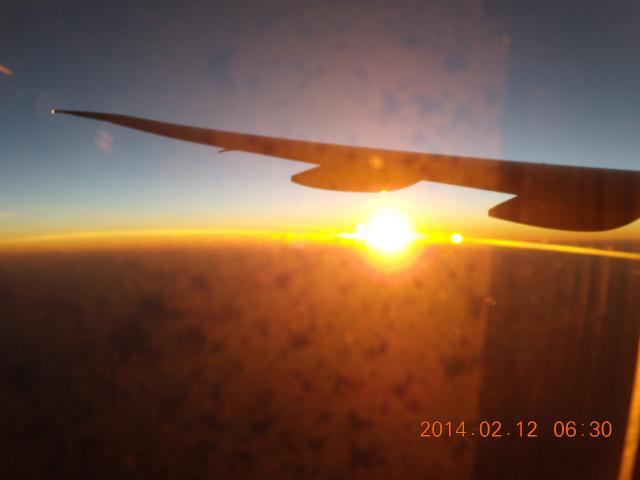 JALマイルでタスマニアへ写真3