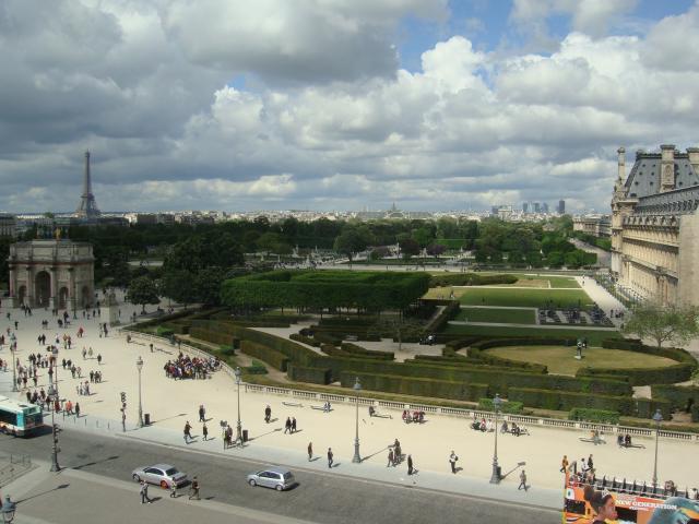 GWビジネスクラスでパリ、ベルギーの写真1
