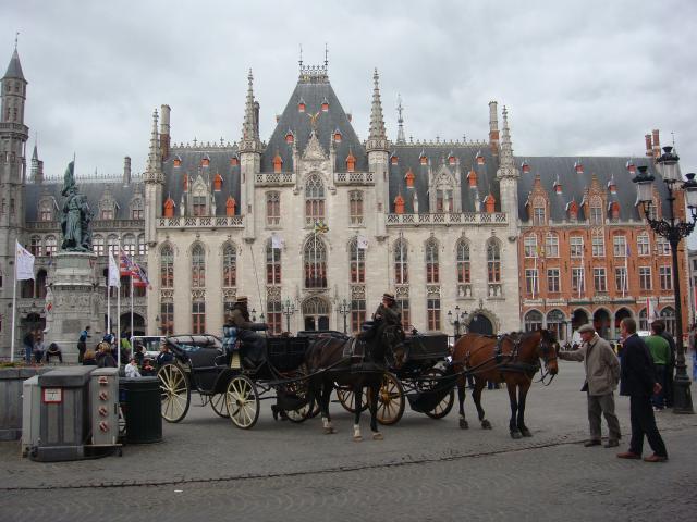 GWビジネスクラスでパリ、ベルギーの写真8