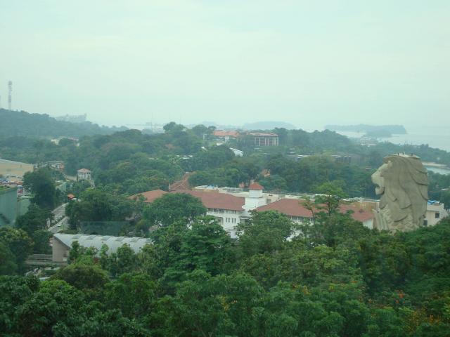 GWまっただ中のシンガポールの写真2