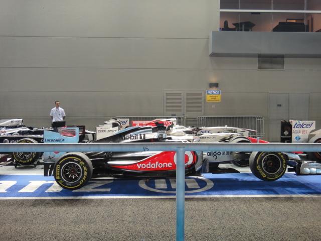 F1シンガポールGP観戦2011の写真1